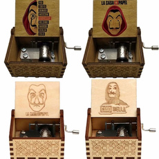 lacasadepapelseasonmusicbox, moneyheistmusicbox, houseofpapermusicbox, houseofpapergiftmusicbox