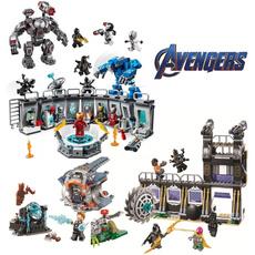 building, heroe, Toy, avenger