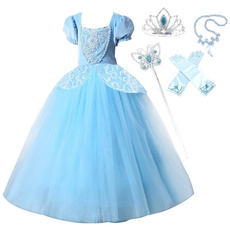 Blues, Cosplay, kids clothes, Princess