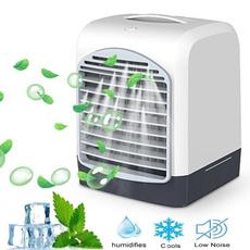 Mini, aromatherapydiffuser, airconditioningfan, Indoor