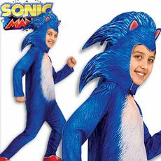 sonicthehedgehogbodysuit, Cosplay, soniccosplaychildrenbodysuit, sonic