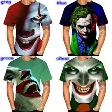 Joker, Fashion, men shirt, Funny