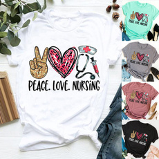 lettersprint, Funny, Fashion, peaceloveshirt