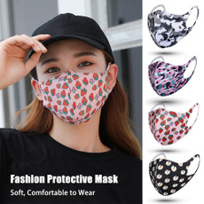 washable, protectivemask, Breathable, facecovermask