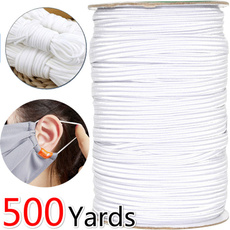 elasticrope, Sewing, maskrope, spandexband