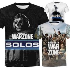 duty, Summer, warzone, Shirt
