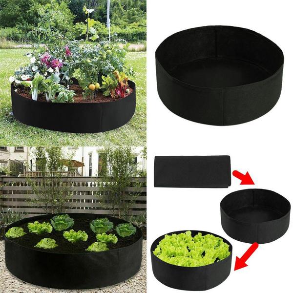Reusable Grow Bag Planter Vegetable Tomato Potato Carrot Garden Planting Pot
