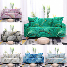 loveseat, sofaprotector, Home Decor, Elastic