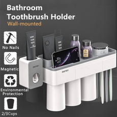 toothbrushslot, Bathroom, Bathroom Accessories, mouthwashcup