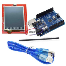 24inchtfttouch, unor3, mega328p, 24inchtfttouchlcdscreenmodule