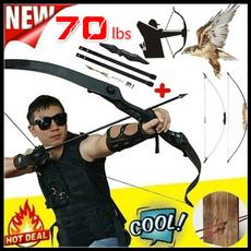 Archery, Outdoor, arcoeflecha, Hunting