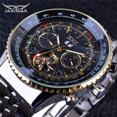 Moda, Waterproof Watch, business watch, Stainless Steel