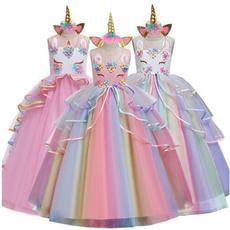 kidsunicorndres, Summer, girls dress, kids clothes