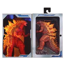 Toy, burninggodzilla, godzilla, figural