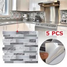 Kitchen & Dining, kitchendecoration, art, backsplashtile