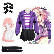 wig, Fashion, pink wig, Cosplay Costume