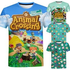 animalcrossingtshirt, Tops & Tees, Fashion, Shirt