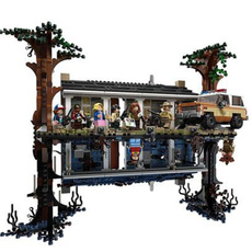 building, Set, Gifts, 75810