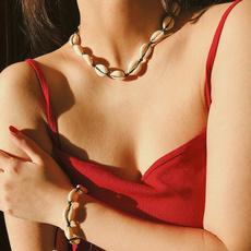 strandbracelet, bohojewelry, Choker, Jewelry