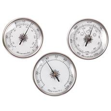 Thermometer, barometer, weatherstation, hygrometer