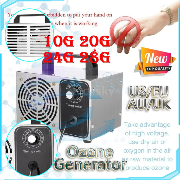 aircleaner, ozone, Stainless, Home & Living
