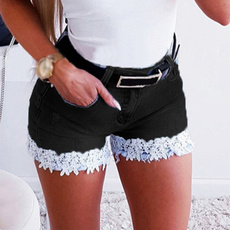 miniskirtpant, women sexy dress, Tassels, Shorts