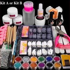 acrylic nails, art, Belleza, nail clippers