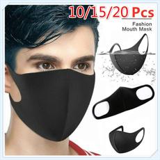surgicalfacemask, noir, Elastic, surgicalmask