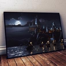Decor, Posters, Harry Potter, Paper