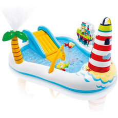 kiddiepool, Toy, kidspool, waterslide