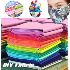 Cotton fabric, Knitting, Quilting, handkerchief