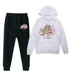 pusheencat, trousers, Sleeve, pants