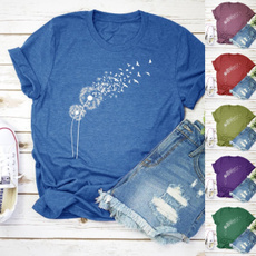 Summer, Family, Plus Size, Printed Tee
