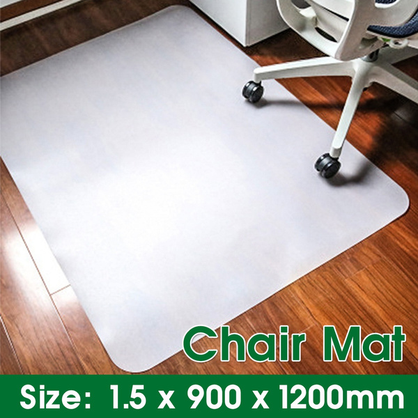 Pvc Matte Desk Office Chair Mat