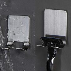 Steel, Wall Mount, Bathroom Accessories, Rack
