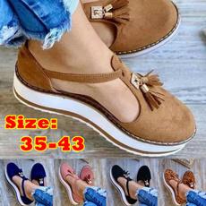 Tassels, Sandalias, Platform Shoes, Womens Shoes