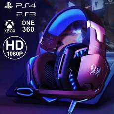 Headset, Video Games, stereogamingheadset, ledgamingheadset