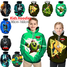 kids, 3D hoodies, Fashion, kidshoodie