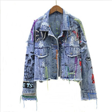 Jeans, Fashion, Coat, Denim