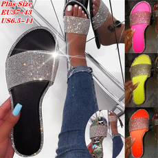Flats, Flip Flops, Bling, shoes for womens