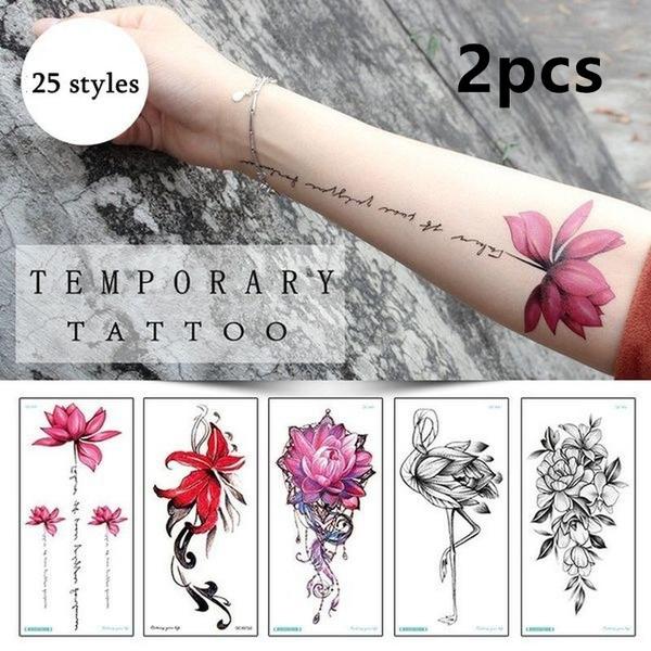 tattoo, Fashion, temporarytattoosticker, Waterproof