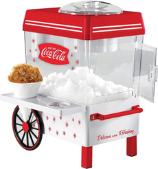 Coca Cola, countertop, make, Snow