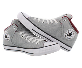 whitedarkburgundy, Taylor, Star, Shoes