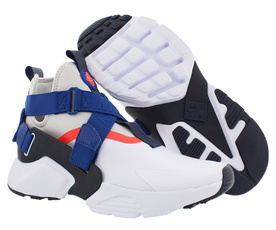 Mens Shoes, mesh, Shoes, whiteblueorange