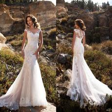 Sexy Wedding Dress, mermaidweddingdres, Bridal, Bridal wedding