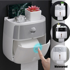 toiletpaperholder, ppplastic, paperrollholder, Storage