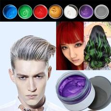 Gray, colorwax, Colorful, temporaryhaircolor