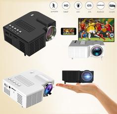 Mini, miniprojectorforiphone, portableprojector, Teléfonos inteligentes