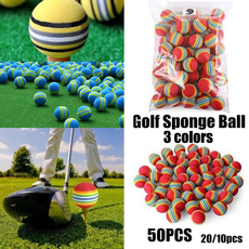 toyball, Blues, Toy, Golf