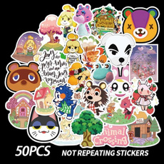 cute, Animal, Stickers & Decals, Waterproof